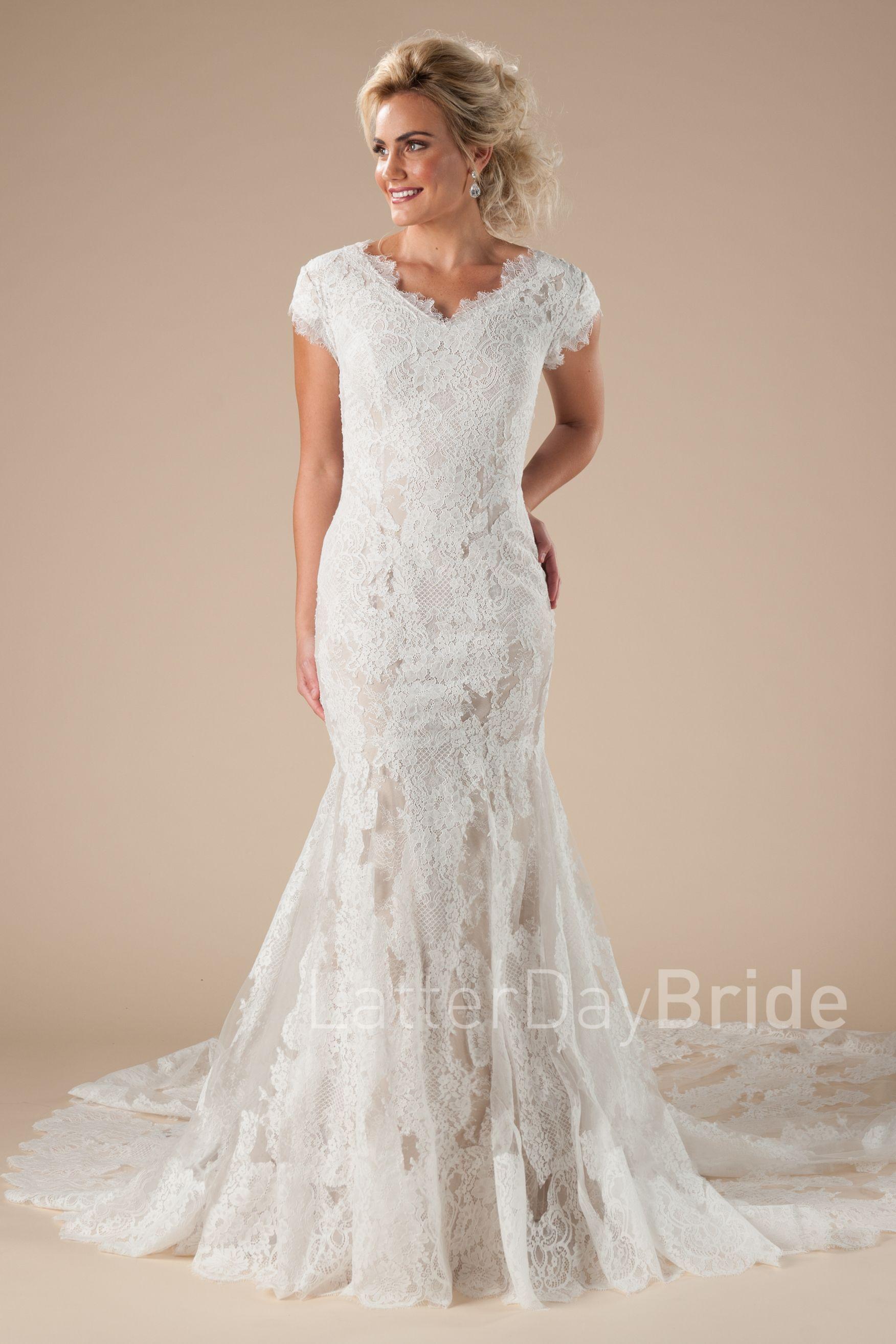 30 Modest Wedding Dresses Wedding dresses
