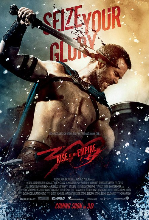 300 Rise Of An Empire 2014 Warrior Challenge Film Empire