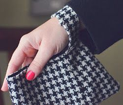 Cheat Sew a Clutch | AllFreeSewing.com