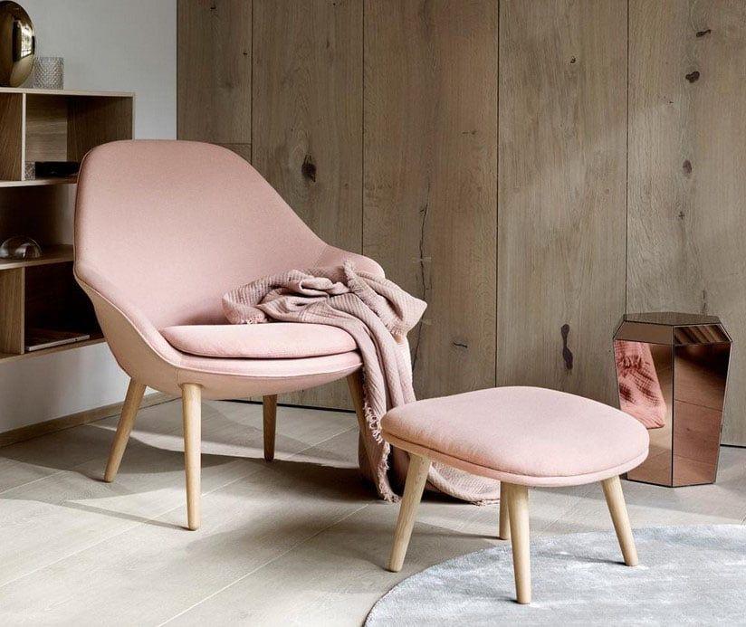 Fauteuil Confortable 30 Modeles Design Et Confort Entre Deco Et Detente Fauteuil Confortable Fauteuil Design Petit Appartement Salon