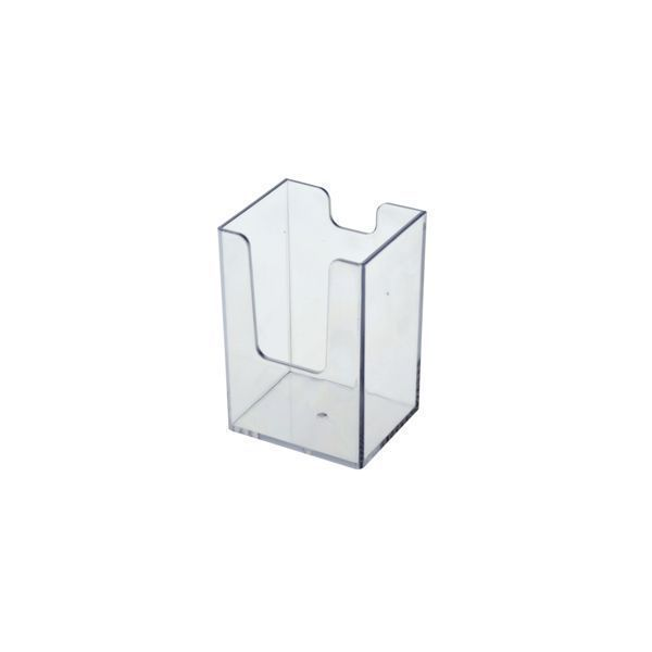 Lot of 12 vertical clear business card stand 2 x 35 business card lot of 12 vertical clear business card stand 2 x 35 business card display colourmoves