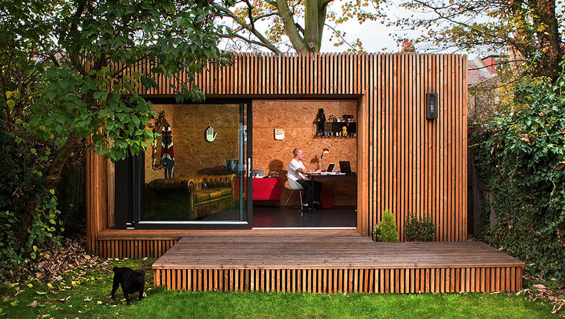 ecopod prefab affordable pinterest backyard studio prefab and
