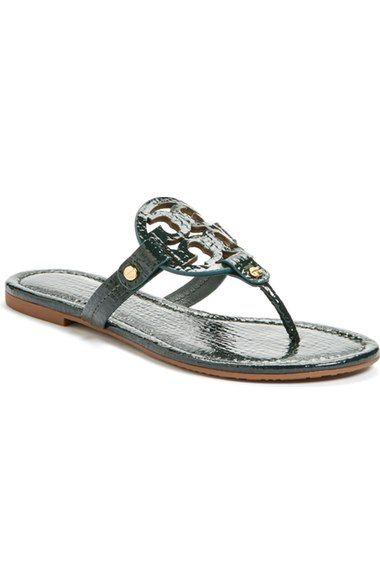 0d766c7f4b4c41 TORY BURCH  Miller  Flip Flop (Women).  toryburch  shoes  sandals ...