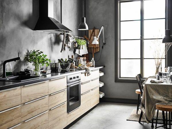 Hans' drømmekjøkken, del 1 Planlegging Küchen ideen