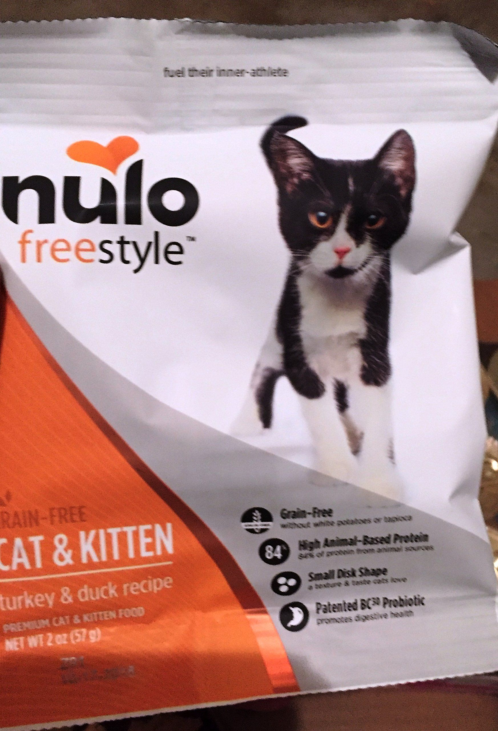 Nulo Freestyle Cat And Kitten Turkey And Duck Recipe 25 Count 2 Oz Each Read More Reviews Of The Product By Visiting The L Cats And Kittens Cats Kitten Food