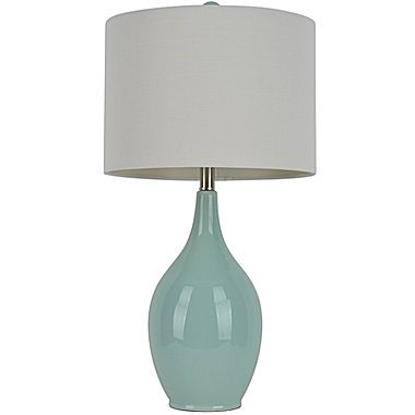 Jcp j hunt home spa blue ceramic table lamp the new house j hunt home spa blue ceramic table lamp aloadofball Images