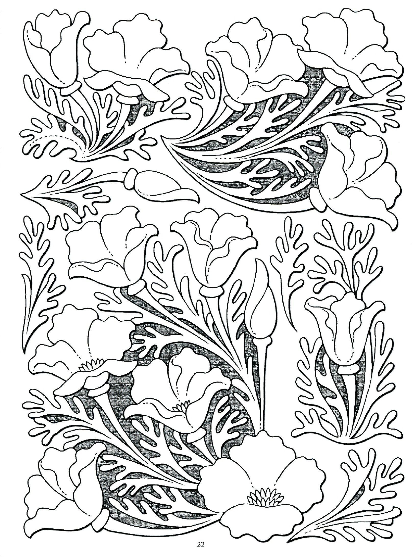 22+ Leather craft flower patterns information
