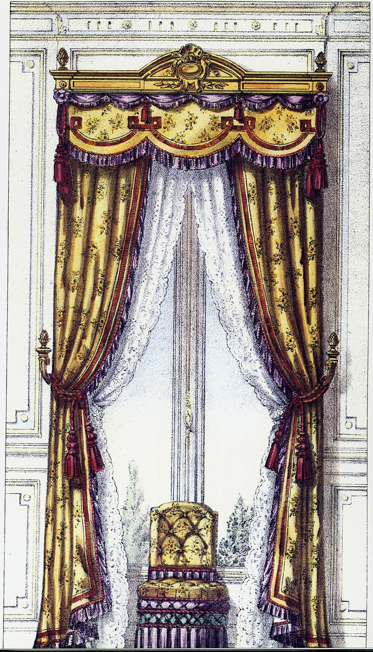 Pin By Nadia Ji On 4 3 Victorian Curtains Classic Curtains