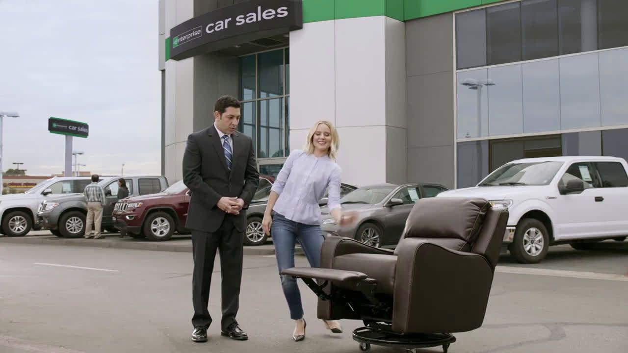 Enterprise Cars For Sale >> Enterprise Kristen Bell S Trade In Enterprise Car Sales