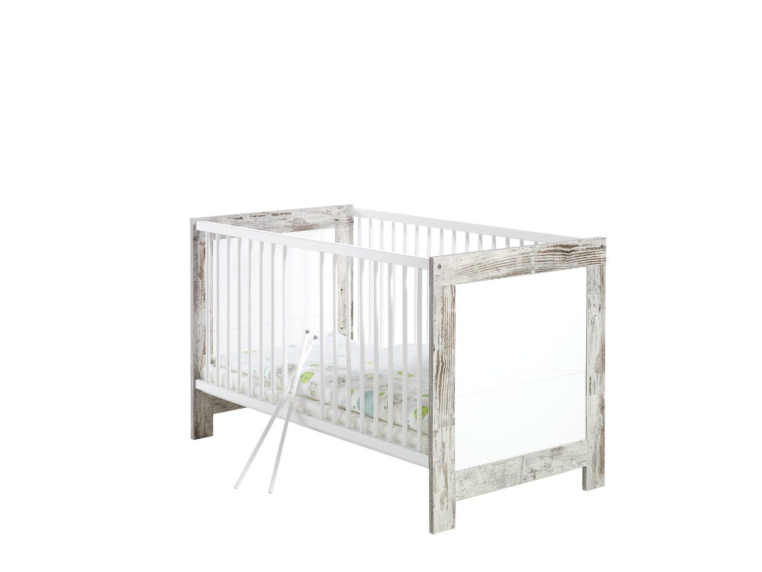 Schardt 70 x 140 cm Cot Nordic Chic: Amazon.co.uk: Baby