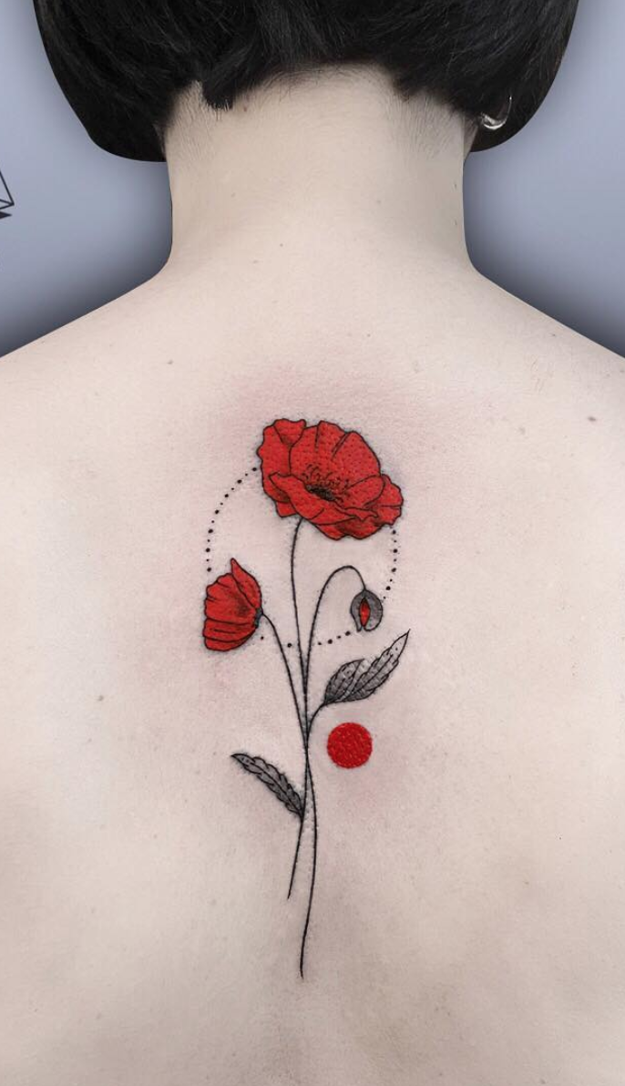 17 Spine Tattoo Designs That Will Chill You To The Bone | Tattoos ...