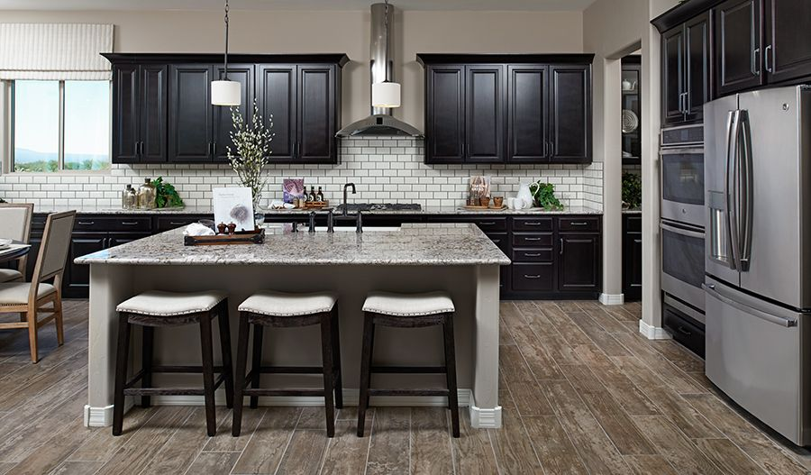 Tuc Dominic Kitchen 2 Starr Ridge Dominic Floor Plan Richmond American Homes Home Updating House Home Decor