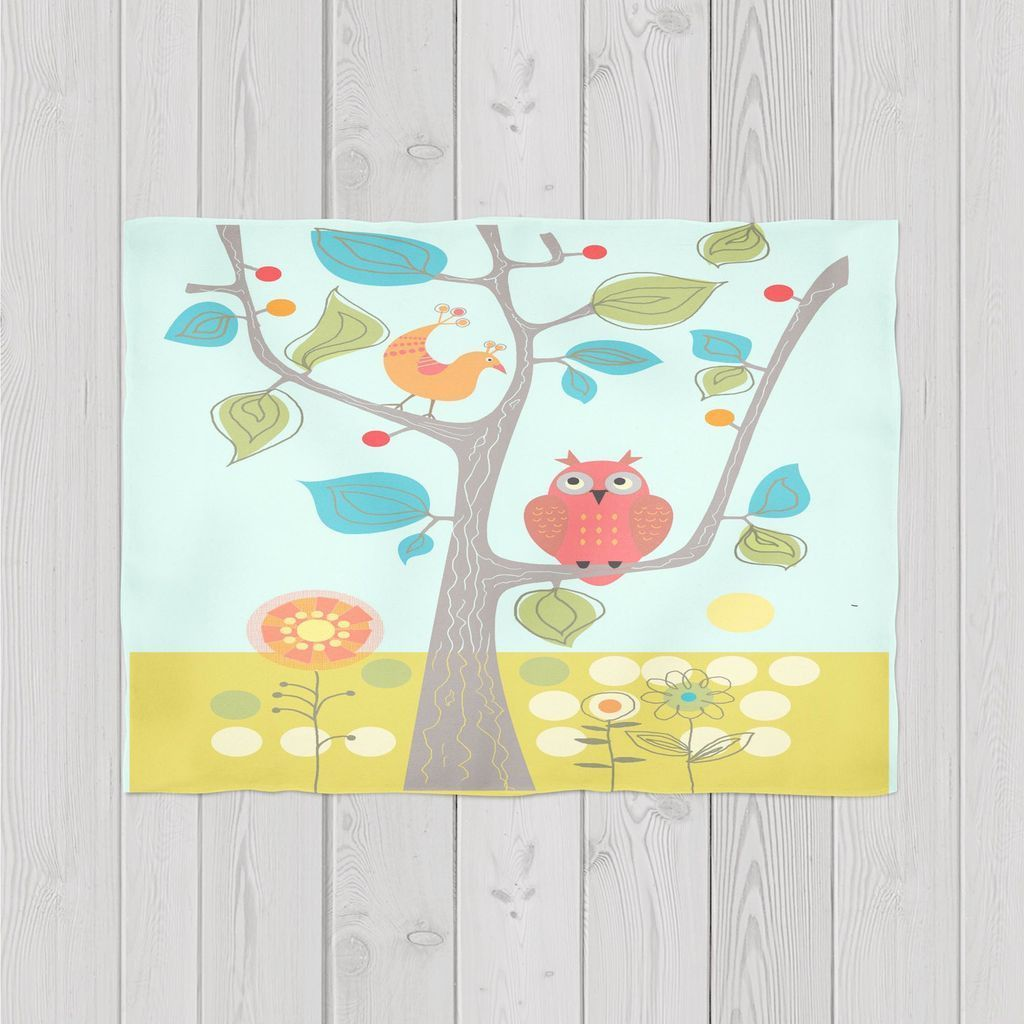 Bird friends products pinterest fleece throw and products