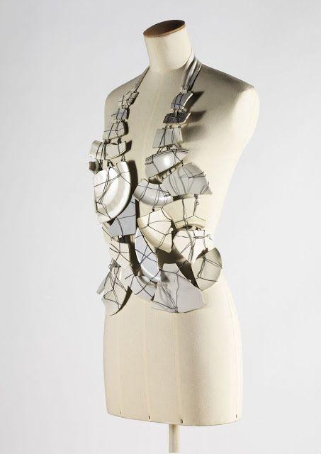 d207d623bab Maison Martin Margiela - A/W 1989 - porcelain vest ...