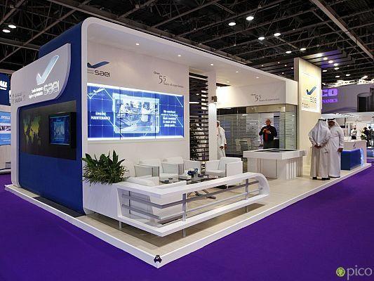 Interactive Exhibition Stand : Saei at mro aviation exhibition design pinterest