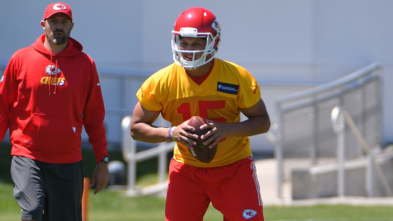 Chiefs' Patrick Mahomes the victim of reported aggravated