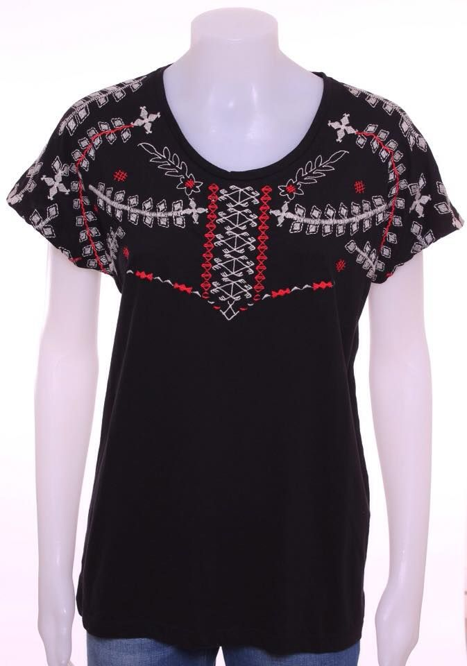 Indie Feather Detail top at Trafford for £8.00. Perfect addition to your summer wardrobe.