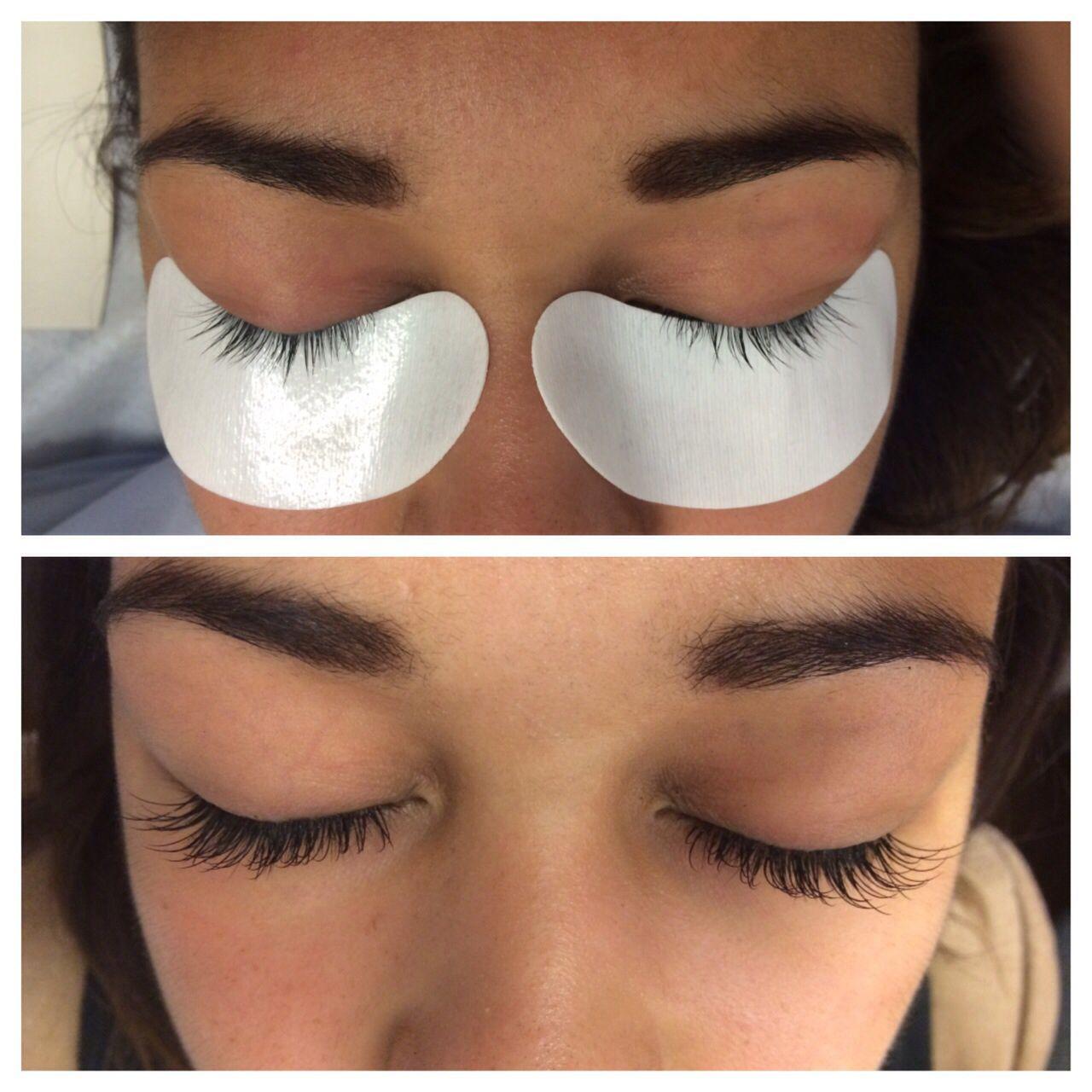 Stunning Lash Perfect Eyelash Extensions Client Loves Themwho