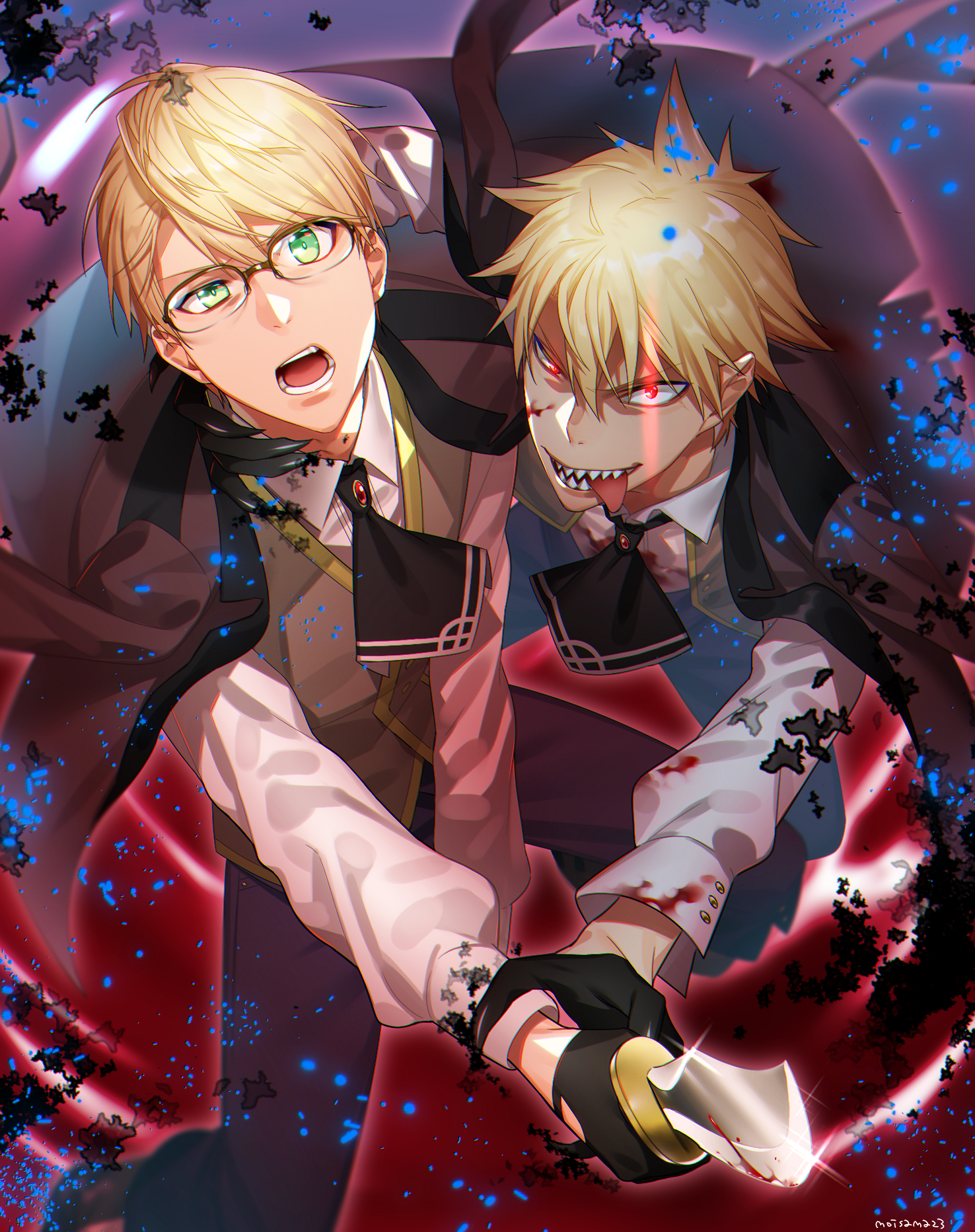 Dr.Henry Jekyll & Hyde【Fate/Grand Order】 Jekyll and mr