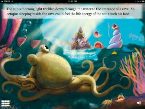 Angry Octopus The In This Children Rsquo S Story