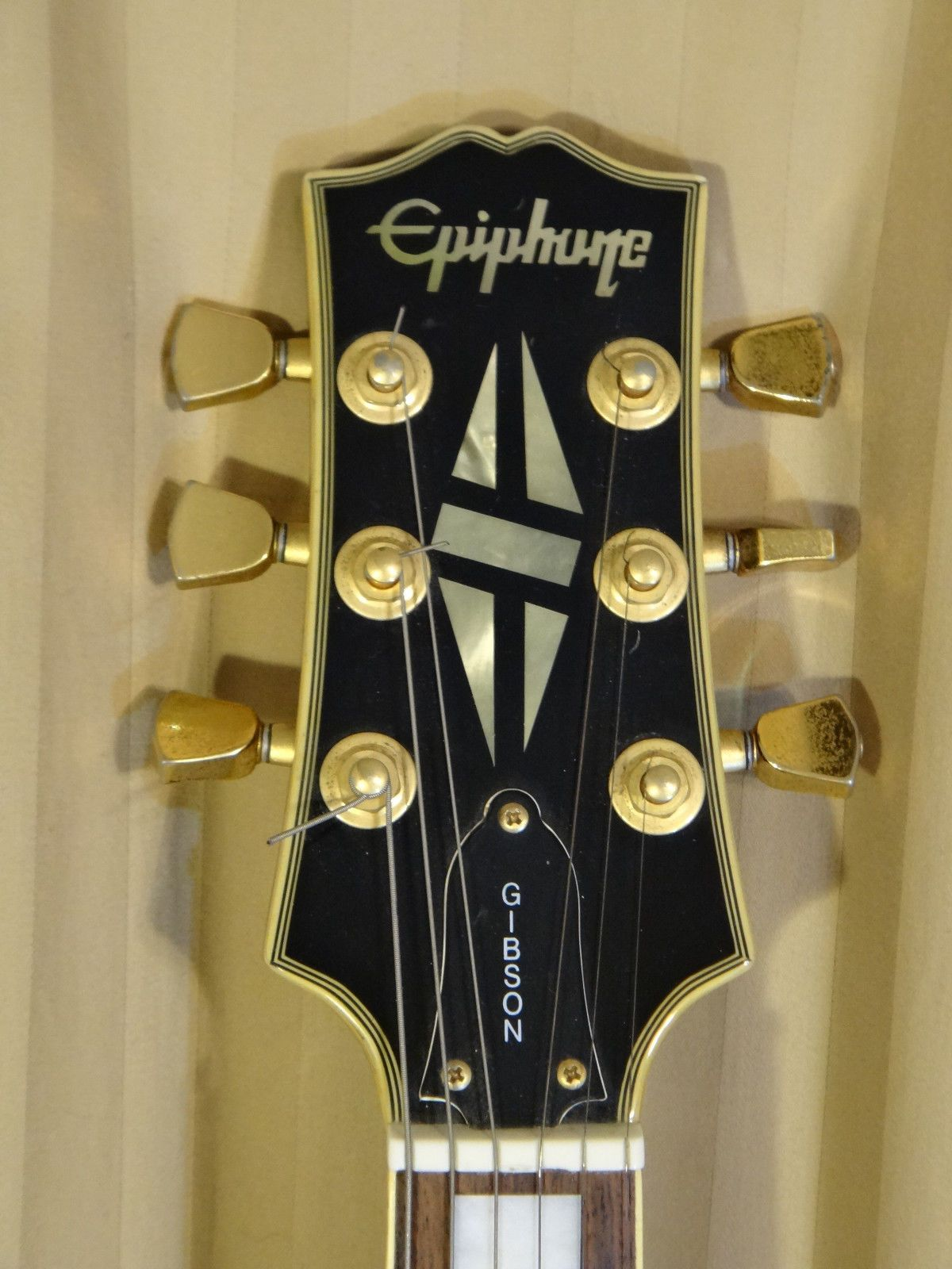 Les Paul Wiring Diagram For Guitar On Epiphone Les Paul Custom 3