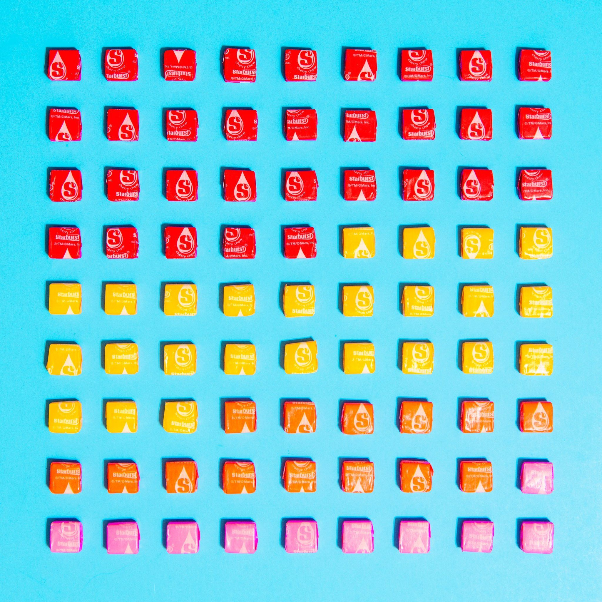 Photoshop Color Inspiration: #candygrid By Matt Crump - Storehouse