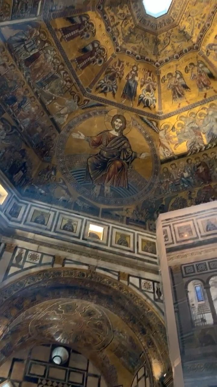 , Baptistery of St. John | Florence, Italy, My Travels Blog 2020, My Travels Blog 2020