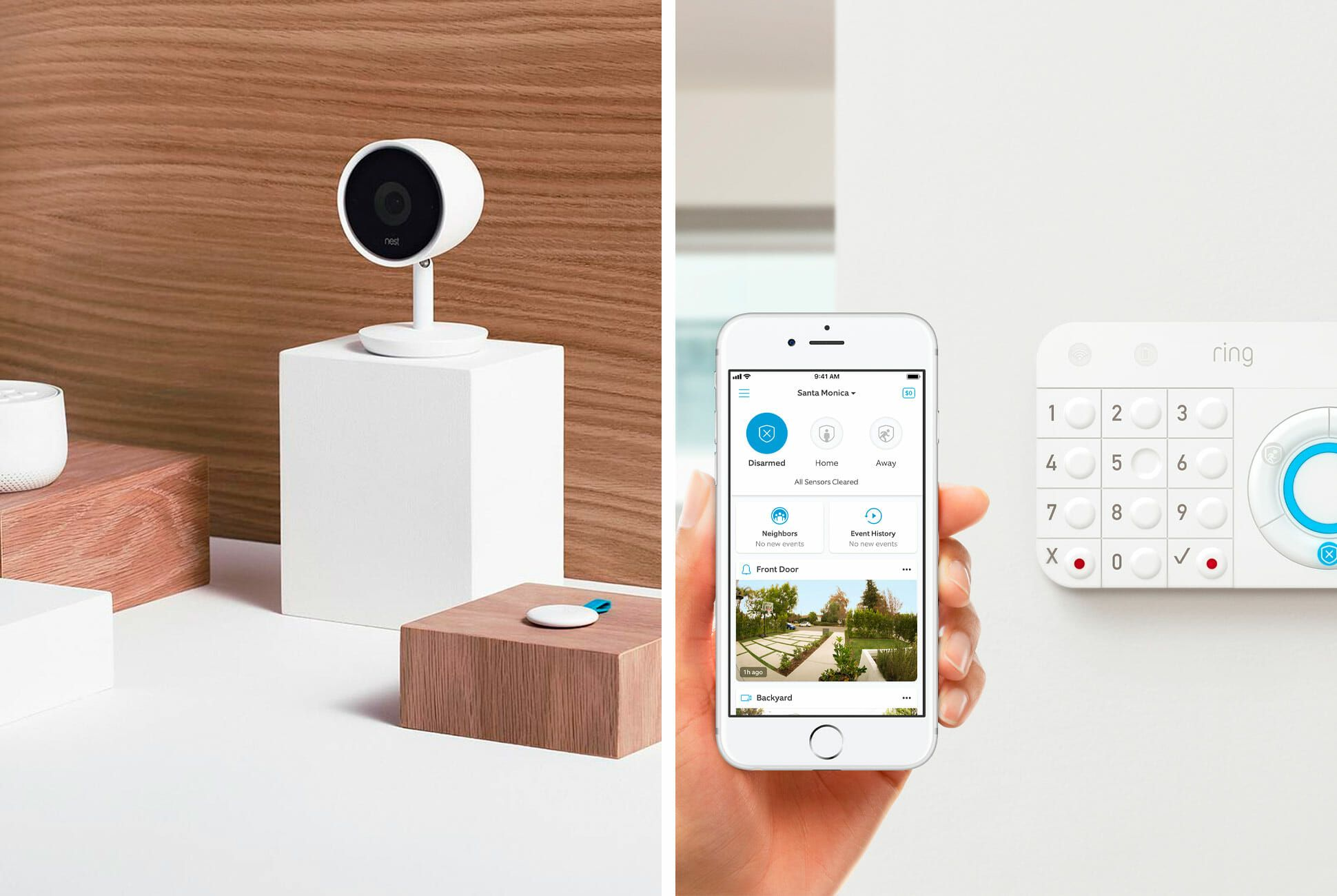 The Best Smart Alarm Systems That You Can Install Yourself Smart Alarm Alarm System Home Security Systems