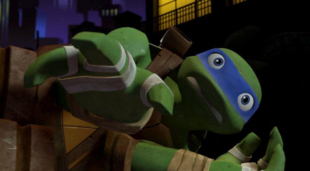 Tmnt 2012 Kunoichi And Ninja Turtles Tmnt Leonardo Tortugas