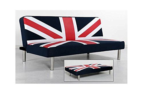 Khome Collection Hailey 3 Seater Sofa Bed With Images Single