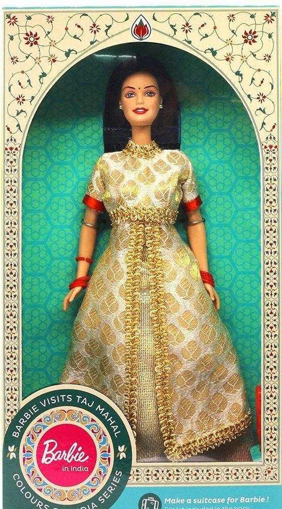 Barbie Doll in India New Visits Taj Mahal Barbie