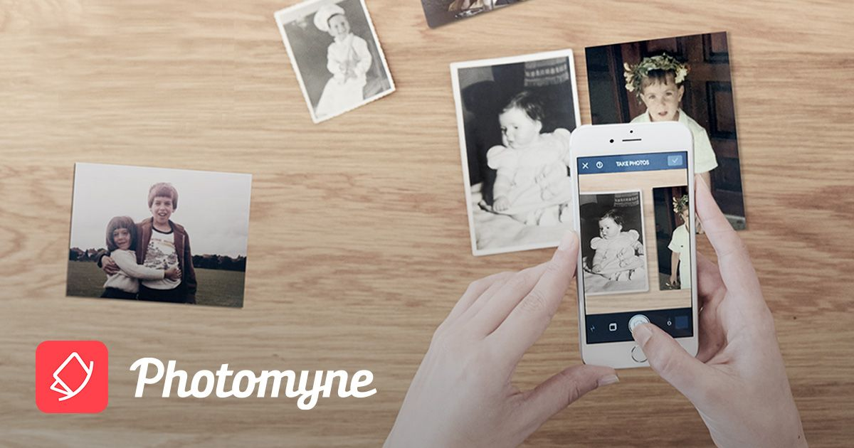 Scan Entire Photo Albums And Shoeboxes Of Old Pictures In Minutes With The Photo Scanner App For Ios Or Android Save Share Scanned Scanner App Scanner Photo