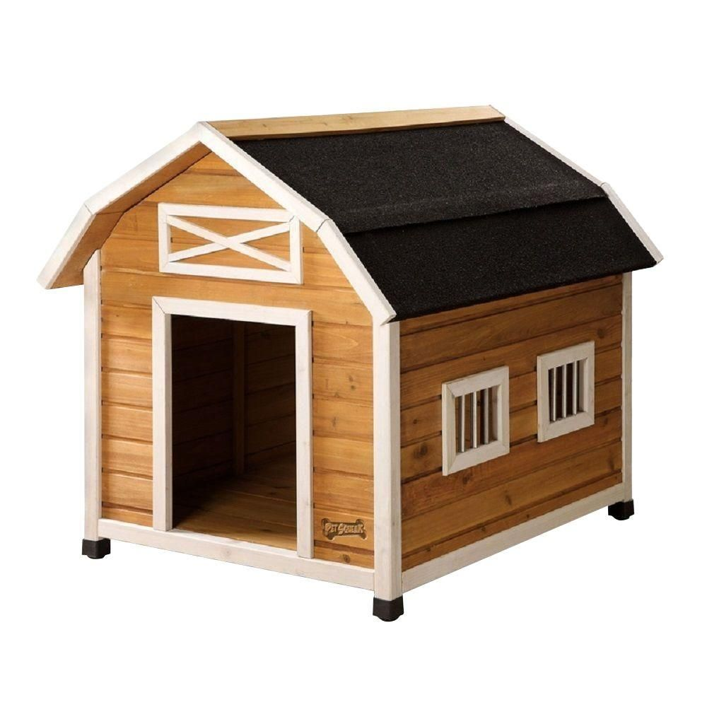 Trixie 42 75 In X 31 5 In X 39 25 In Barn Style Dog House