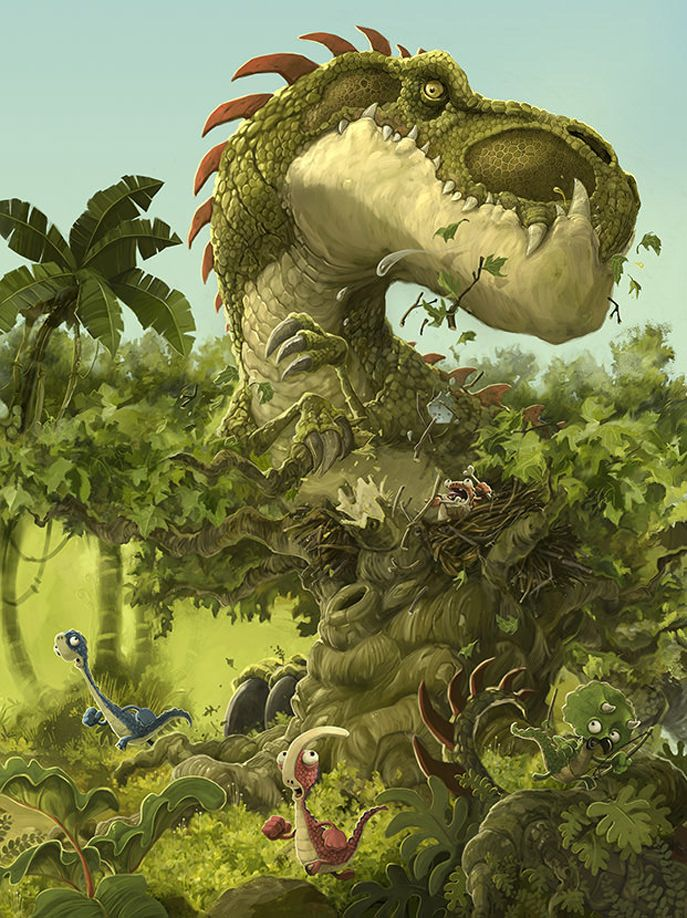 Jonny Duddle Gigantosaurus Illustration Fairytale Illustration Children S Book Illustration