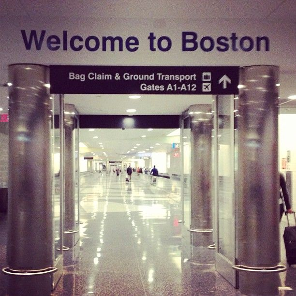 Boston Logan International Airport Get Here Via Mbta Plymouth