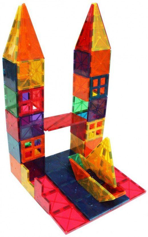 Wondering What Kids Can Make With Magna Tiles These