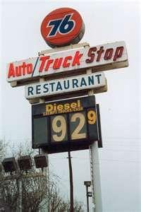 76 Truck Stop