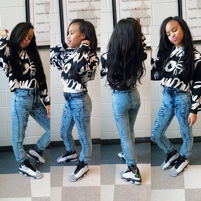 Black Girl Swag Outfits