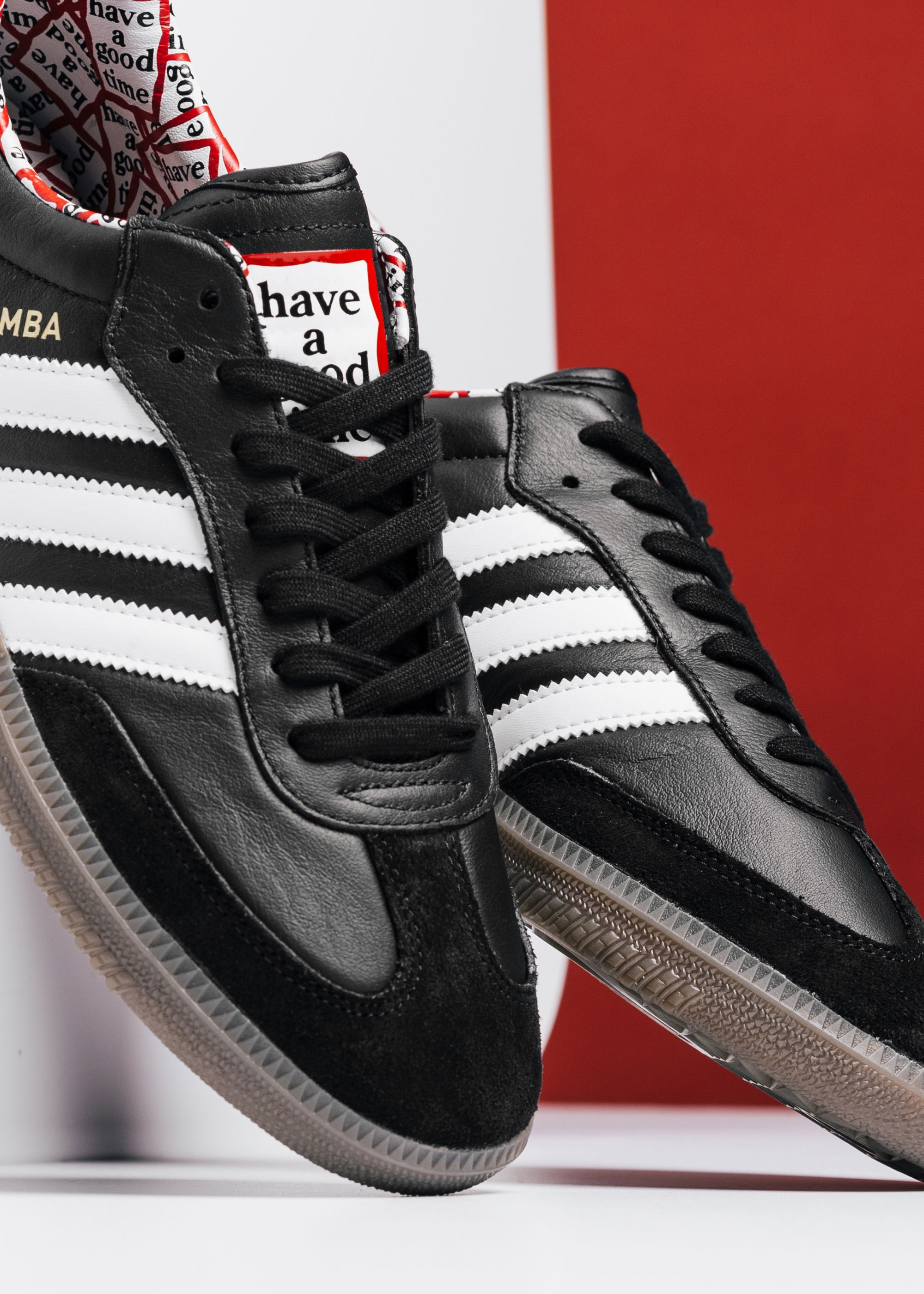 Time Samba | Adidas samba sneakers