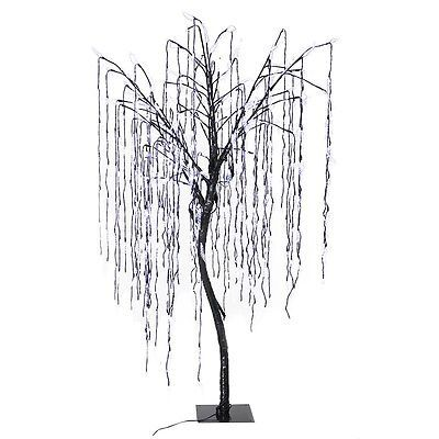 6ft Led Weeping Willow Tree Indoor Outdoor Reduced In