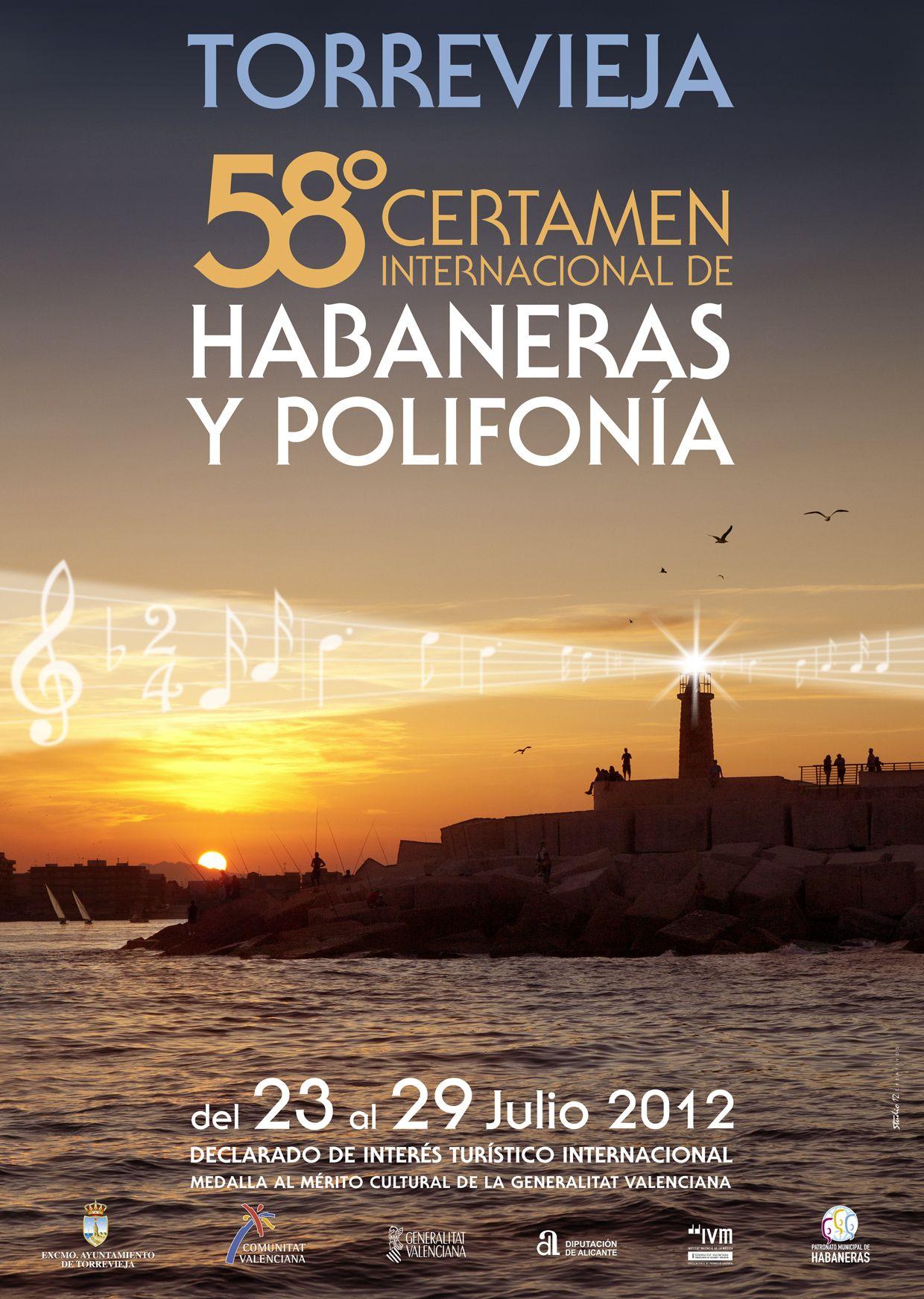 Del Lunes 23 Al Domingo 29 De Julio De 2012 Torrevieja Certamen Valencia