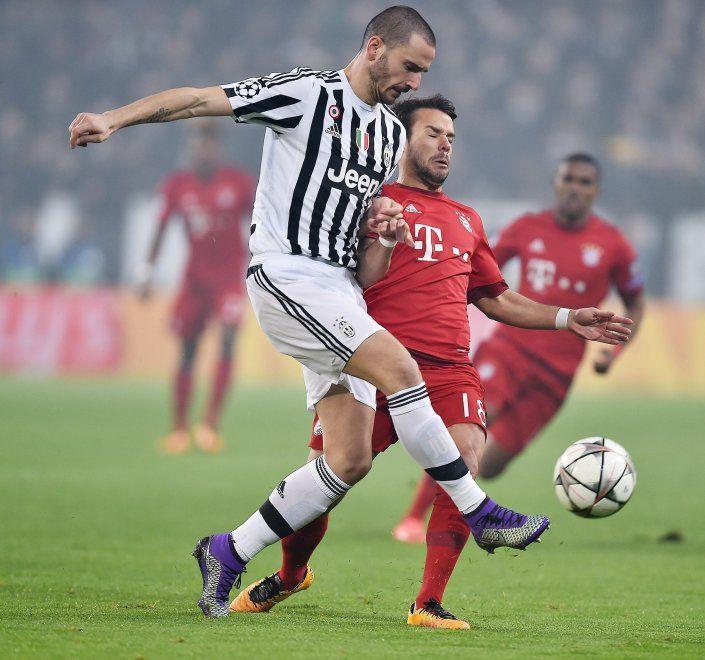 Juventus-Bayern Monaco, il film della partita
