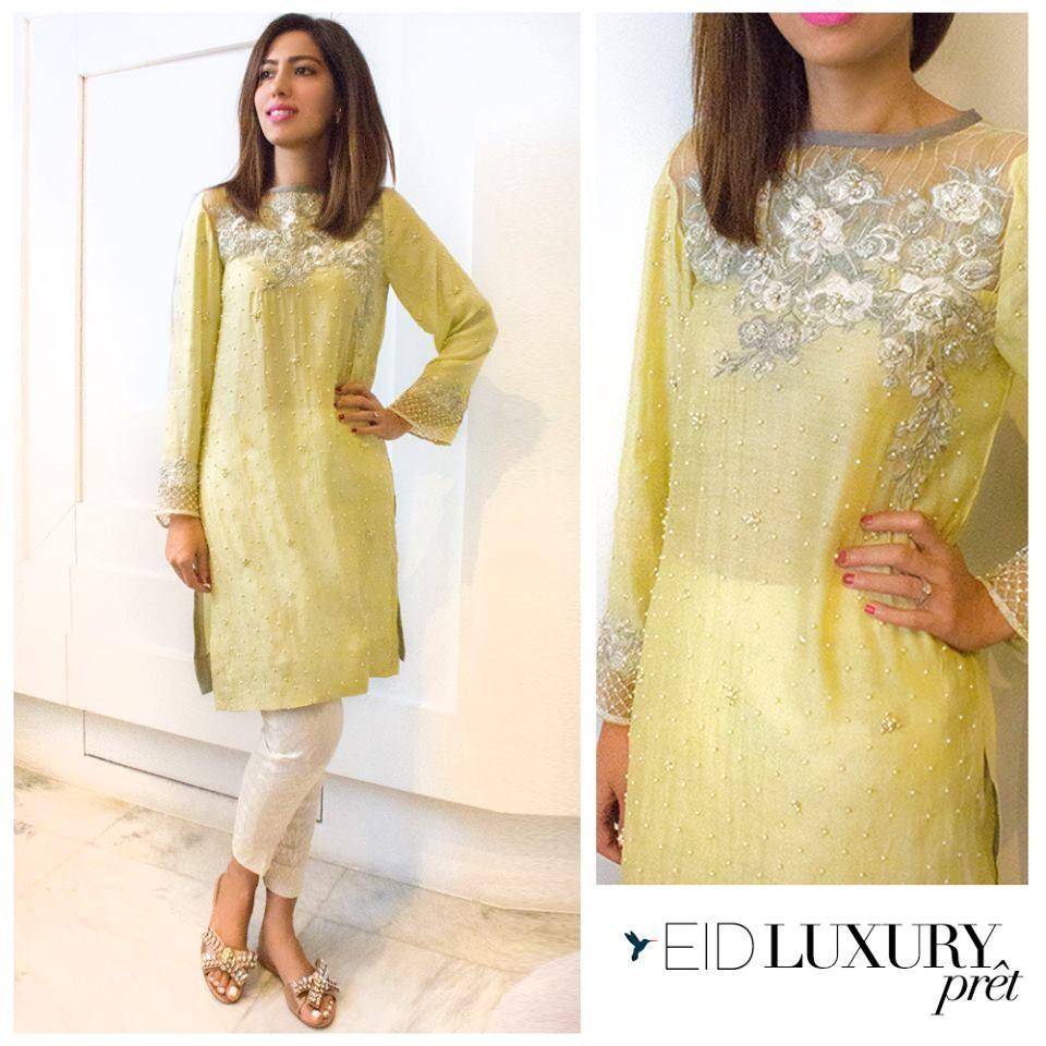 Latest eid ul azha dresses designs collection for women
