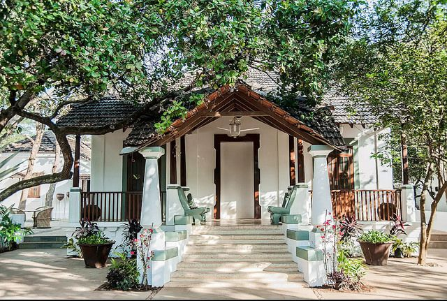 Tara Verde in Goa: a renovated Portguese colonial style residence.