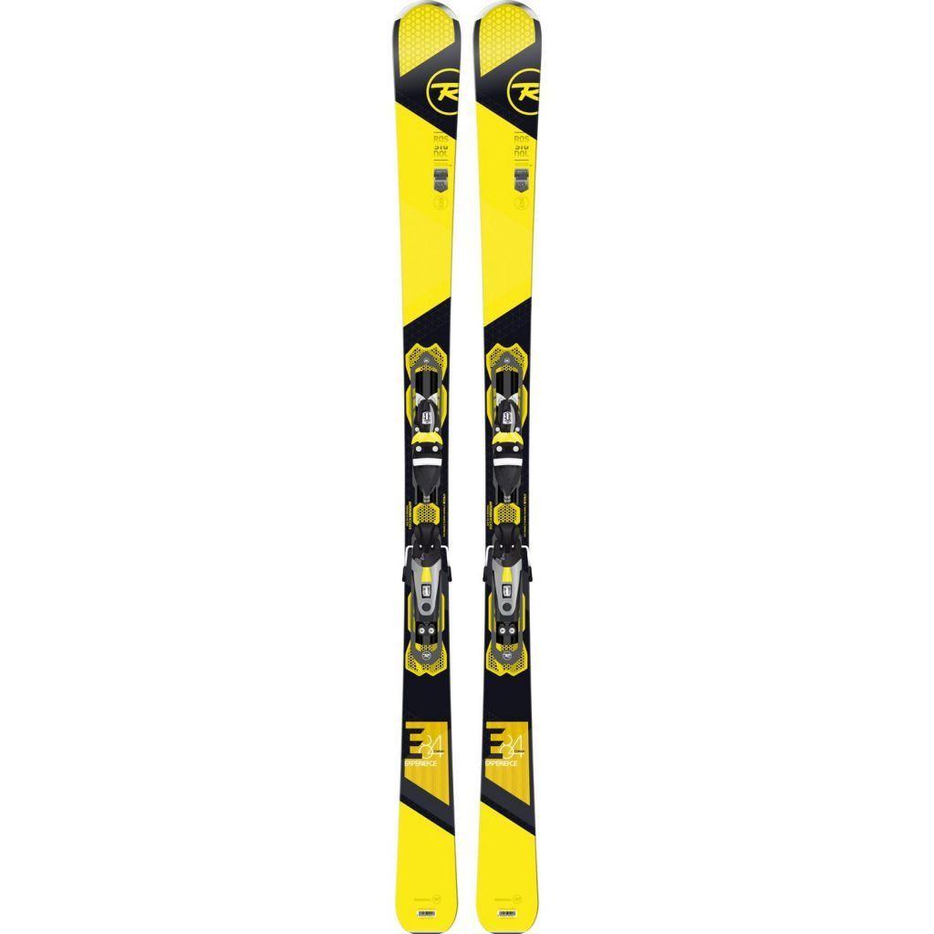 Rossignol Experience 84 Ca Skis With Axial 3 120 Bindings 2016 Skiing Buy Skis Men