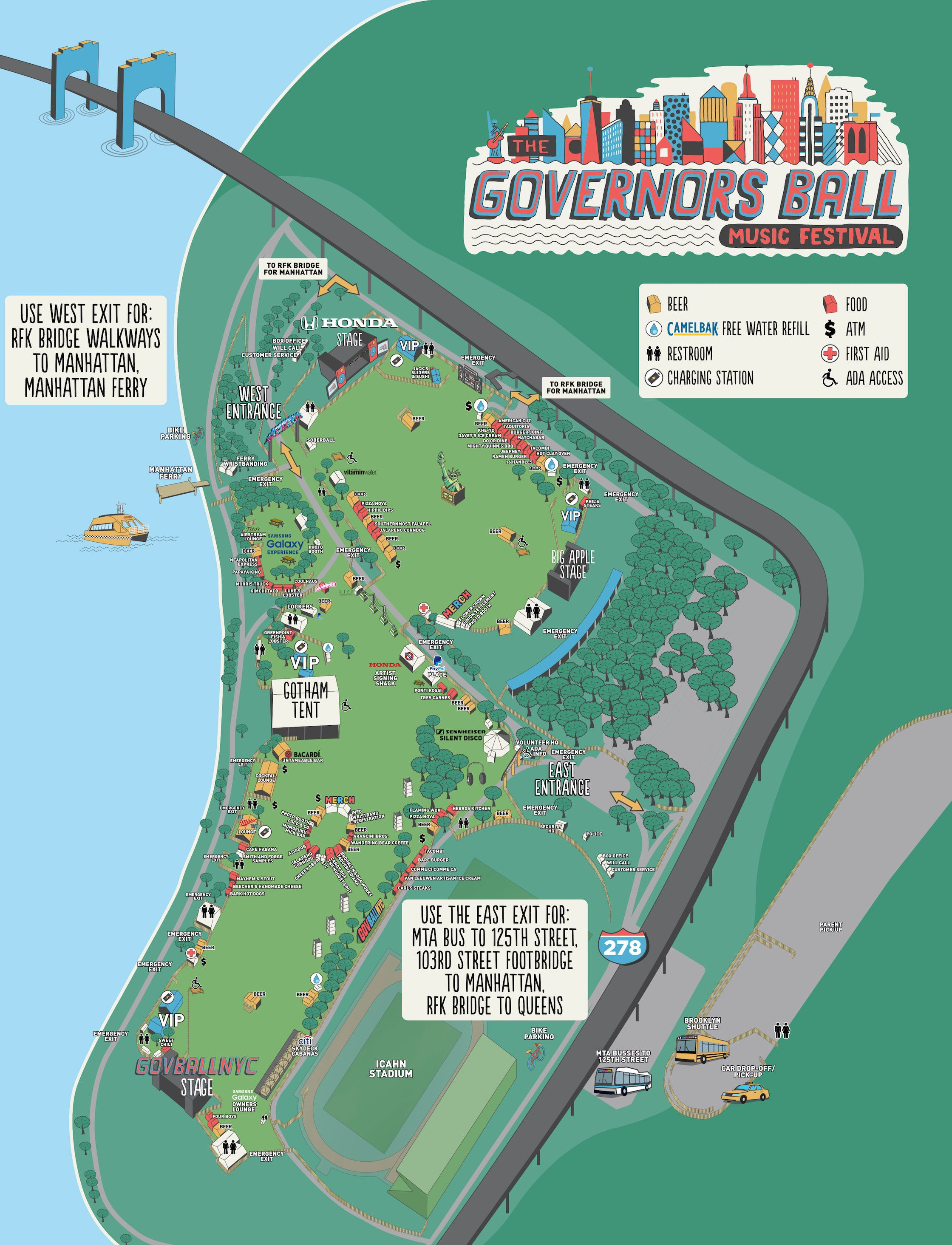 Dont Get Lost Check Out The  Map Of Gov Ball Governors - Map us governors
