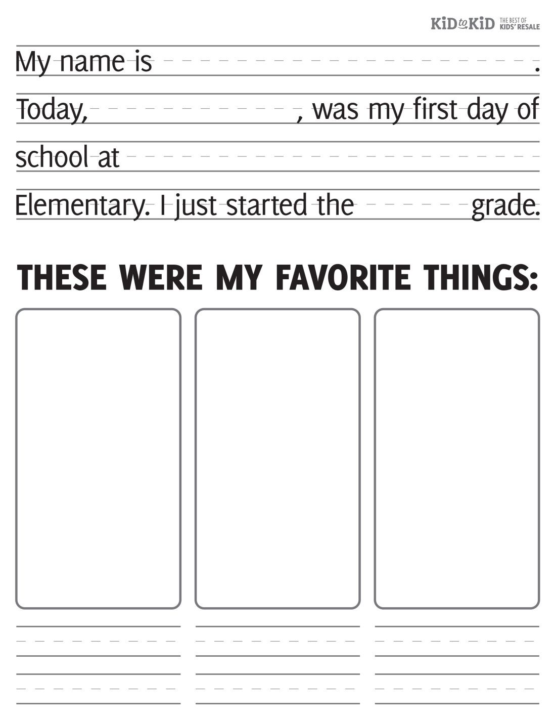 Pin On Kids Printables Charts Activites Planning Pages Ect