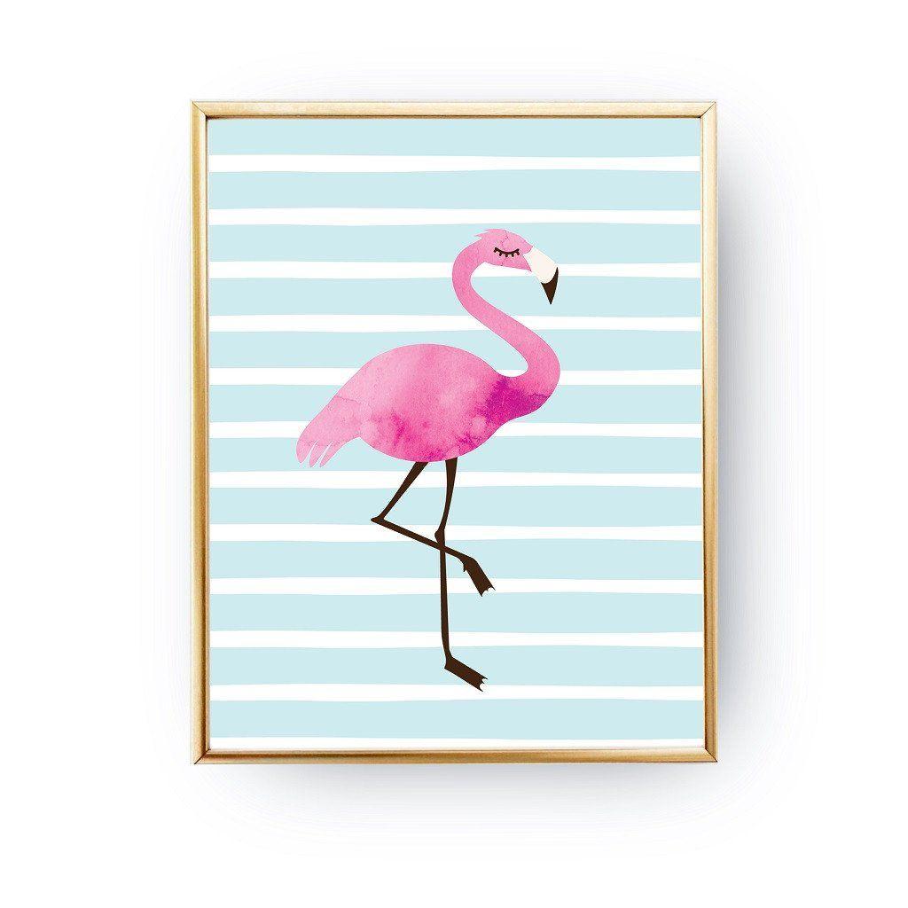 Check Out Our Posters Homelov Com Cuadros Pinturas Flamingos