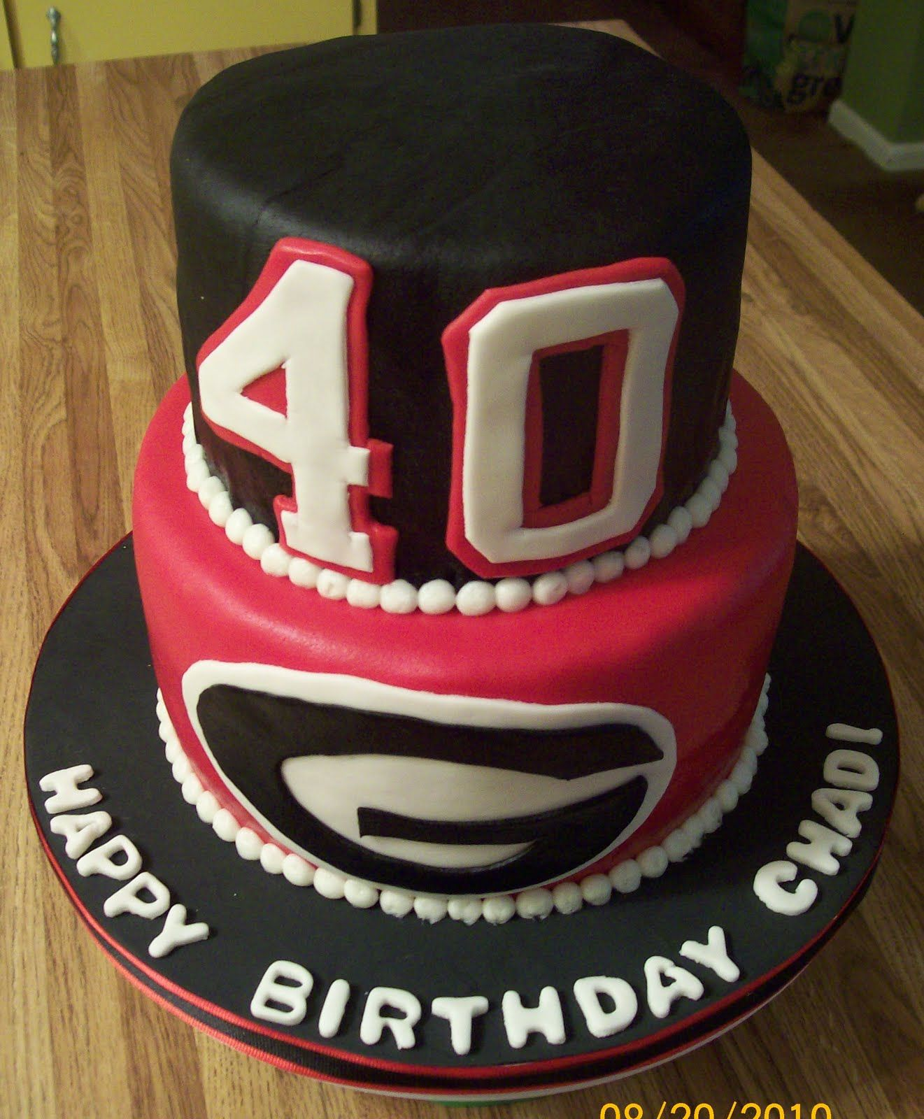 40th Birthday Cake Ideas For Men Google Search 40th