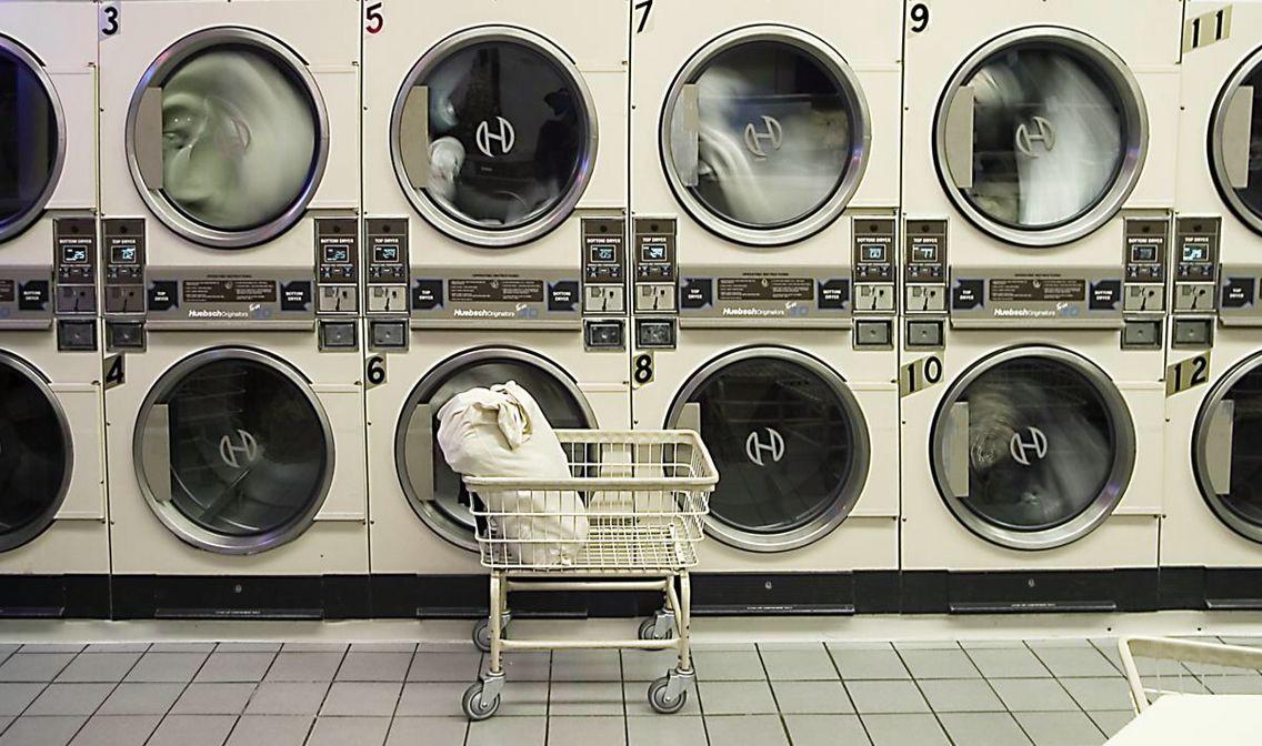 Laundromat Laundromat Business Coin Laundry Laundromat